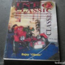 Coches y Motocicletas: REVISTA COCHES CLASICOS INFO CLASSIC AÑO 2003 NUMERO 49 PESA 375 GR. Lote 169205352