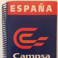 Coches y Motocicletas: GUIA CAMPSA AÑO 2000. Lote 169230640