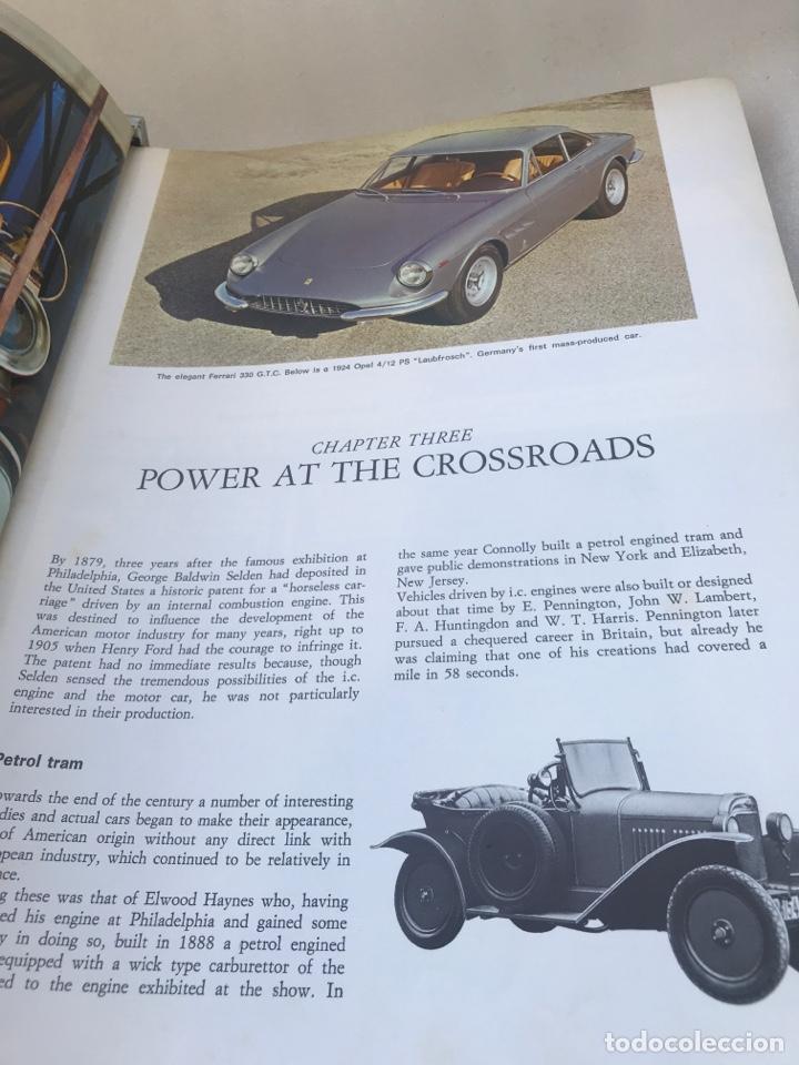 Coches y Motocicletas: HISTORY OF THE MOTOR CAR. Inglés. - Foto 4 - 169986054