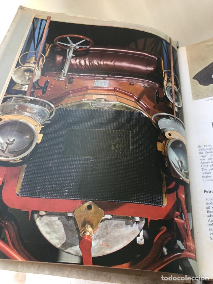 Coches y Motocicletas: HISTORY OF THE MOTOR CAR. Inglés. - Foto 5 - 169986054