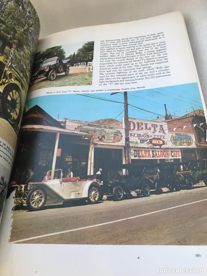 Coches y Motocicletas: HISTORY OF THE MOTOR CAR. Inglés. - Foto 7 - 169986054