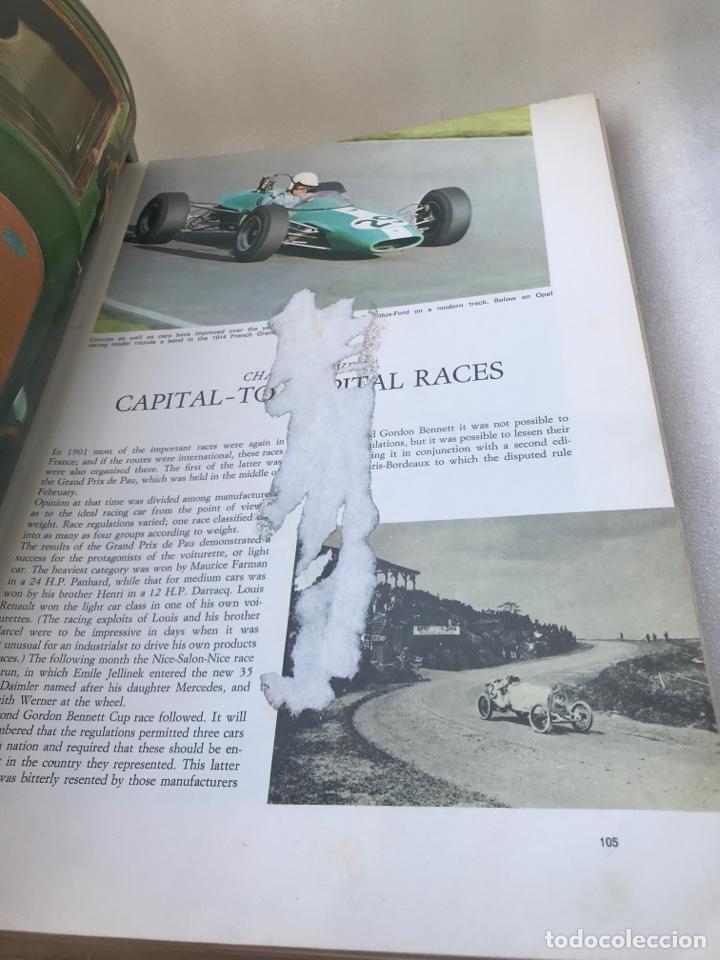 Coches y Motocicletas: HISTORY OF THE MOTOR CAR. Inglés. - Foto 9 - 169986054