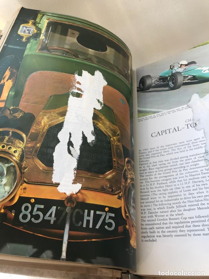 Coches y Motocicletas: HISTORY OF THE MOTOR CAR. Inglés. - Foto 10 - 169986054