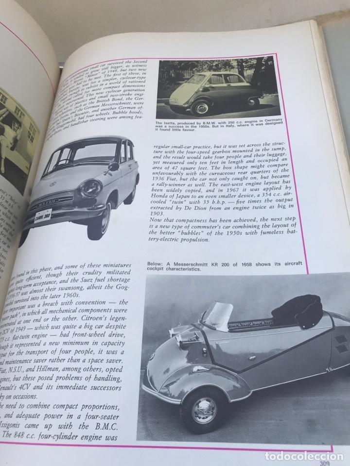Coches y Motocicletas: HISTORY OF THE MOTOR CAR. Inglés. - Foto 13 - 169986054