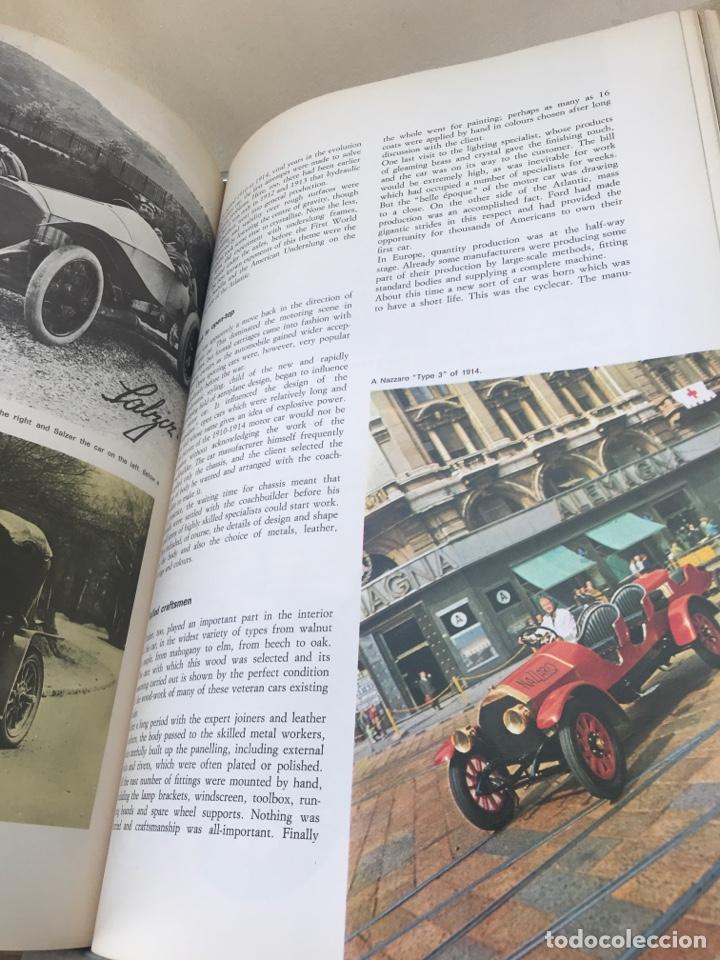 Coches y Motocicletas: HISTORY OF THE MOTOR CAR. Inglés. - Foto 14 - 169986054