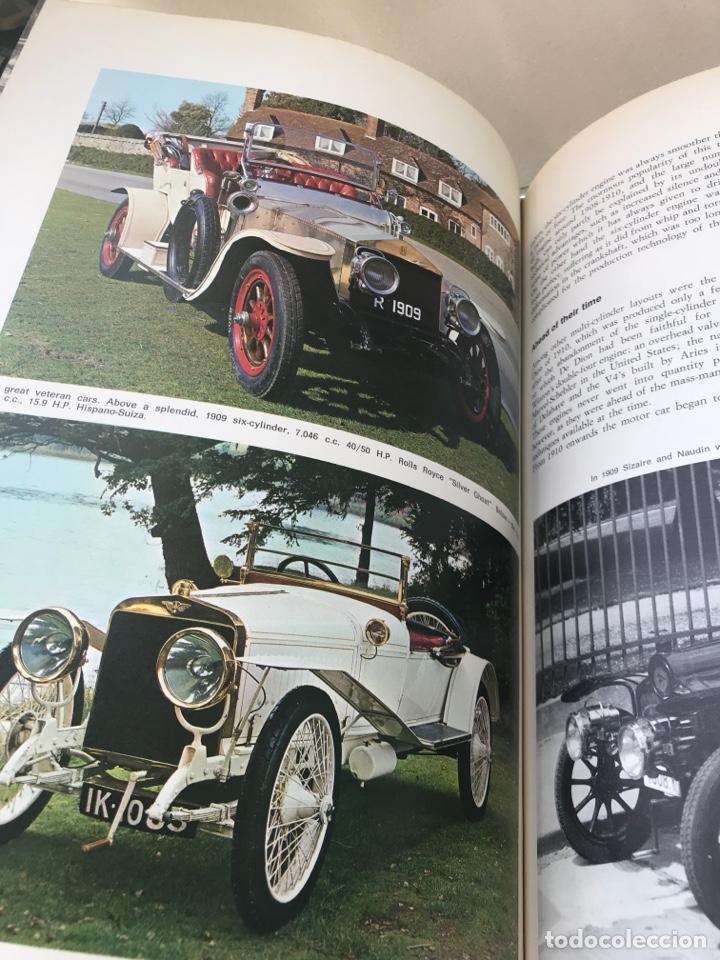 Coches y Motocicletas: HISTORY OF THE MOTOR CAR. Inglés. - Foto 15 - 169986054