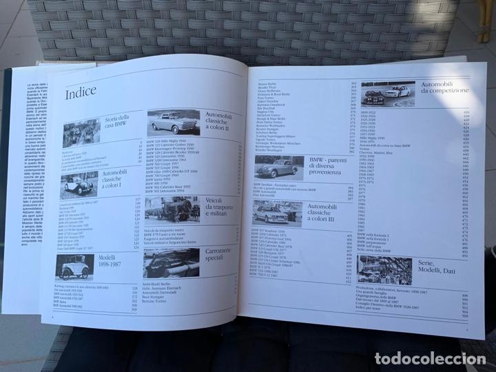 Coches y Motocicletas: BMW AUTOMOBILI LIBRO HALWART SCHRADER EDIZIONE ITALIANA 1992 - Foto 3 - 170351588