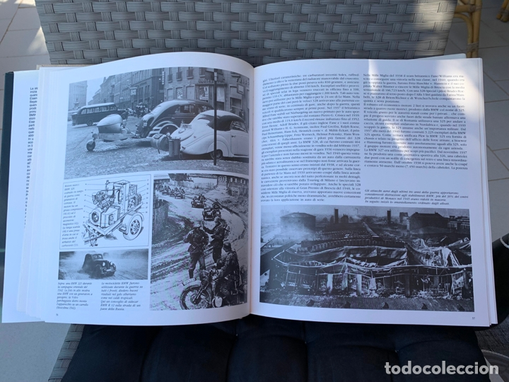 Coches y Motocicletas: BMW AUTOMOBILI LIBRO HALWART SCHRADER EDIZIONE ITALIANA 1992 - Foto 4 - 170351588