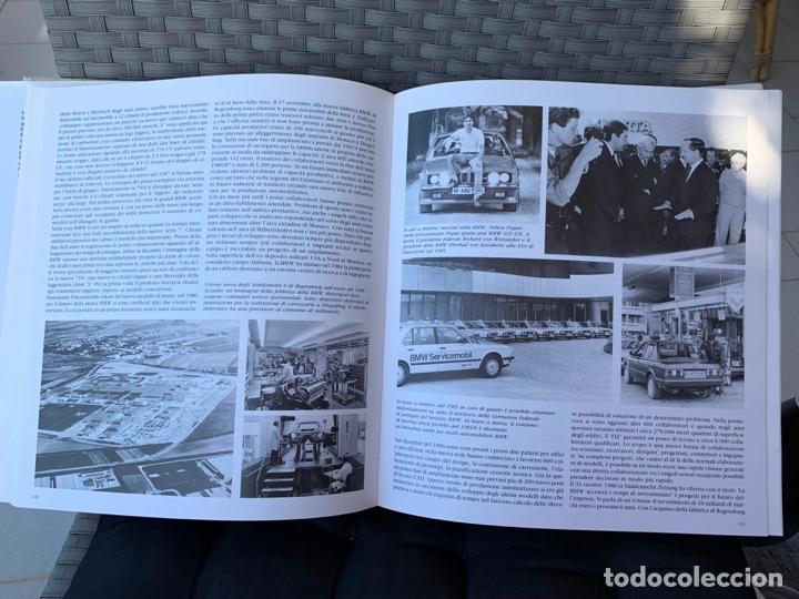 Coches y Motocicletas: BMW AUTOMOBILI LIBRO HALWART SCHRADER EDIZIONE ITALIANA 1992 - Foto 5 - 170351588