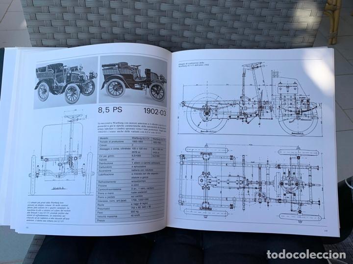 Coches y Motocicletas: BMW AUTOMOBILI LIBRO HALWART SCHRADER EDIZIONE ITALIANA 1992 - Foto 6 - 170351588