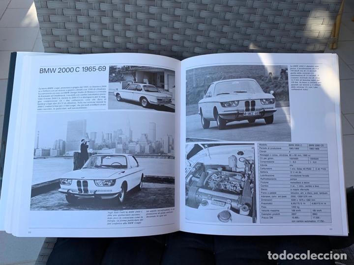 Coches y Motocicletas: BMW AUTOMOBILI LIBRO HALWART SCHRADER EDIZIONE ITALIANA 1992 - Foto 8 - 170351588