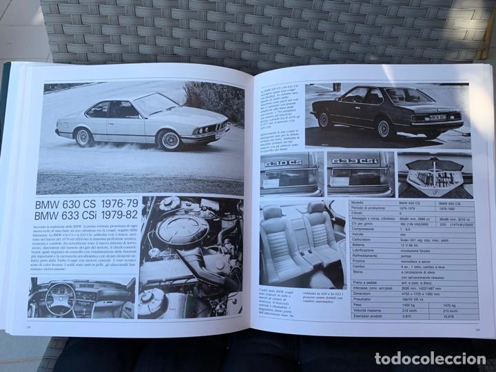 Coches y Motocicletas: BMW AUTOMOBILI LIBRO HALWART SCHRADER EDIZIONE ITALIANA 1992 - Foto 9 - 170351588