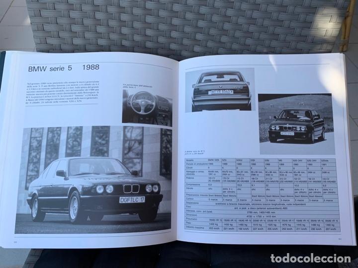 Coches y Motocicletas: BMW AUTOMOBILI LIBRO HALWART SCHRADER EDIZIONE ITALIANA 1992 - Foto 10 - 170351588