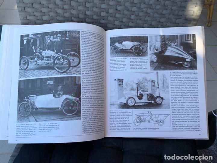 Coches y Motocicletas: BMW AUTOMOBILI LIBRO HALWART SCHRADER EDIZIONE ITALIANA 1992 - Foto 12 - 170351588