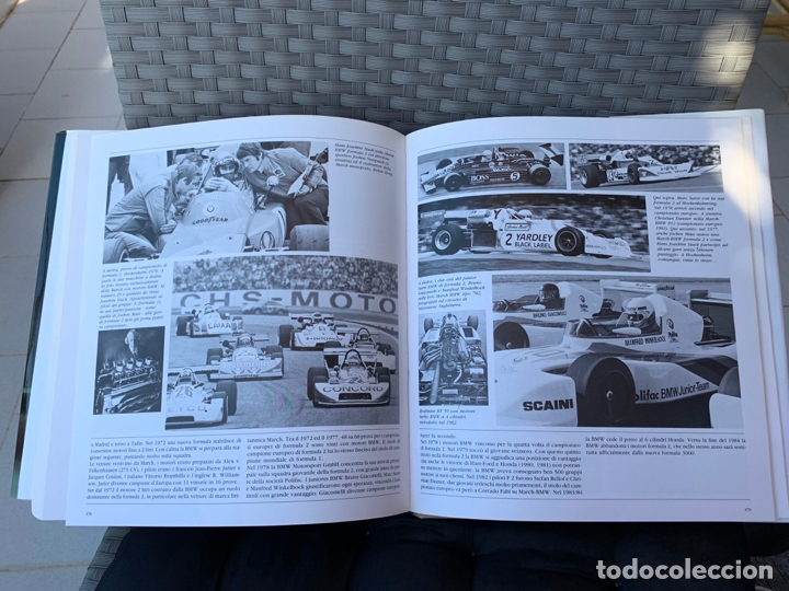 Coches y Motocicletas: BMW AUTOMOBILI LIBRO HALWART SCHRADER EDIZIONE ITALIANA 1992 - Foto 13 - 170351588