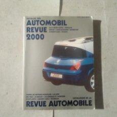 Coches y Motocicletas: AUTOMOBIL REVUE 2000. Lote 170390608