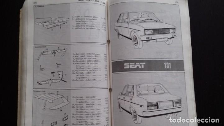 Coches y Motocicletas: GUÍA DE TASACIONES. 1983. SEAT Modelos 850, 133, 127, Fura, 1200, 128, 124, 1430, 131, 132, Ritmo, P - Foto 2 - 170488988