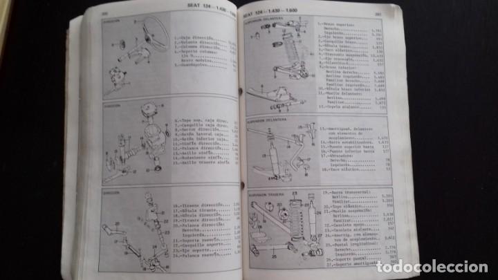 Coches y Motocicletas: GUÍA DE TASACIONES. 1983. SEAT Modelos 850, 133, 127, Fura, 1200, 128, 124, 1430, 131, 132, Ritmo, P - Foto 4 - 170488988