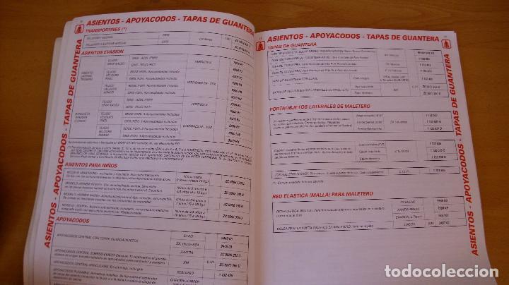 Coches y Motocicletas: MANUAL ACCESORIOS CITROEN CATÁLOGO GENERAL AÑO 1996 REPARACIÓN AUTOMÓVIL COCHE - Foto 3 - 171094918