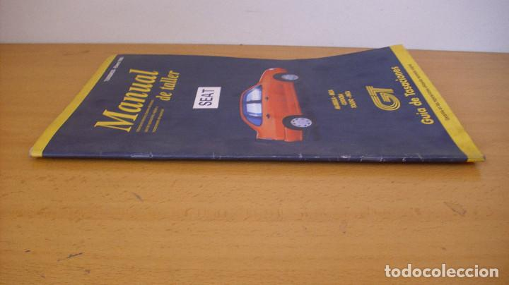 Coches y Motocicletas: MANUAL TALLER GUIA TASACIONES SEAT MARBELLA IBIZA CÓRDOBA TOLEDO INCA 1998 - Foto 7 - 171100802