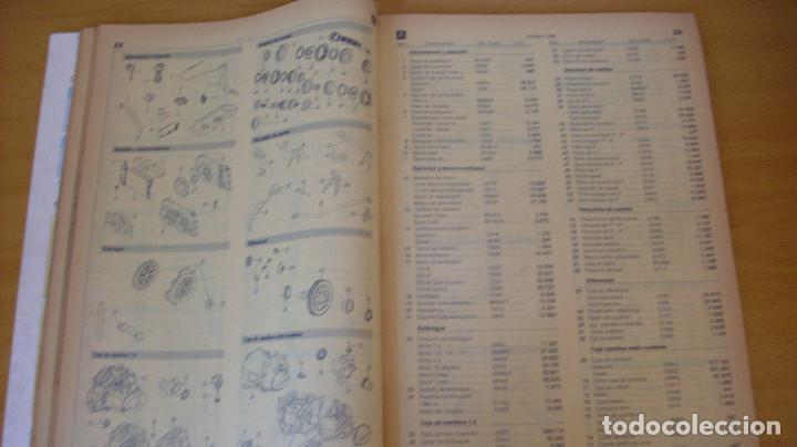 Coches y Motocicletas: MANUAL TALLER GUIA TASACIONES CITROEN C15 AX BX ZX XANTIA SAXO 1998 - Foto 5 - 171102090