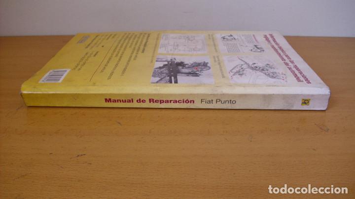 Coches y Motocicletas: MANUAL TALLER GUÍA TASACIONES FIAT PUNTO 1999 REPARACIÓN AUTOMÓVIL COCHE - Foto 7 - 171102590