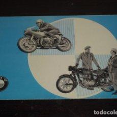 Coches y Motocicletas: CATÁLOGO MOTOCICLETAS BMW - AÑO 1959 - ORIGINAL. Lote 171138667