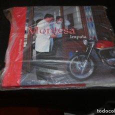 Coches y Motocicletas: LIBRO SOBRE LA MONTESA IMPALA DE ARTURO BORJA PESA 660 GRAMOS MUY BUEN ESTADO . Lote 171665702