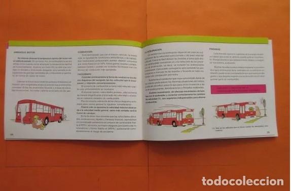 Coches y Motocicletas: INSTRUCCIONES PARA CONDUCCION ECONOMICA DE AUTOBUSES PEGASO - Foto 2 - 172093684