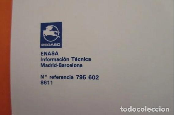 Coches y Motocicletas: INSTRUCCIONES PARA CONDUCCION ECONOMICA DE AUTOBUSES PEGASO - Foto 3 - 172093684