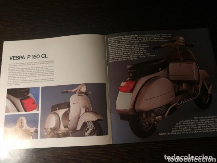 Coches y Motocicletas: CATALOGO ORIGINAL VESPA - Foto 3 - 172226020
