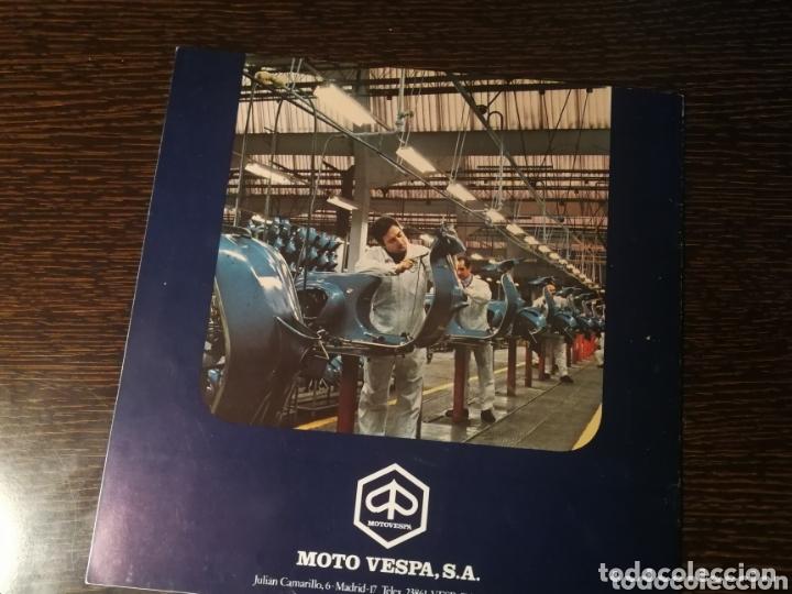 Coches y Motocicletas: CATALOGO ORIGINAL VESPA - Foto 4 - 172226020