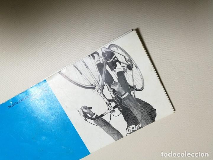 Coches y Motocicletas: MANUAL CATALOGO CYCLES PEUGEOT-BICICLETAS -1981 -REF-DC - Foto 6 - 172611460