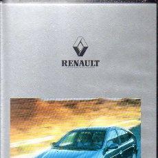 Coches y Motocicletas: RENAULT MEGANE VIDEOCATALOGO VHS ORIGINAL.ESPAÑOL.. Lote 172672302