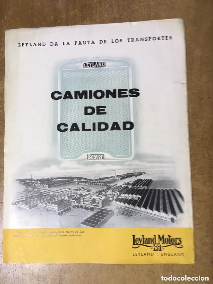 Coches y Motocicletas: leyland heavy duty trucks - camiones - catalogo - 30x23 cm - Foto 3 - 172692334
