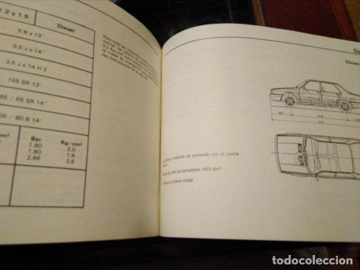 Coches y Motocicletas: Manual instrucciones Seat Málaga - Foto 3 - 173677548