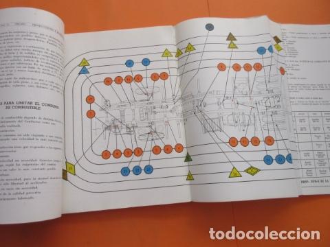 Coches y Motocicletas: LIBRO AUTOBUSES PEGASO 5020 EDICION DE 1961 DATOS TECNICOS CARACTERISTICAS PLANOS UNA JOYA - Foto 3 - 173965844