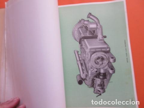 Coches y Motocicletas: LIBRO AUTOBUSES PEGASO 5020 EDICION DE 1961 DATOS TECNICOS CARACTERISTICAS PLANOS UNA JOYA - Foto 4 - 173965844