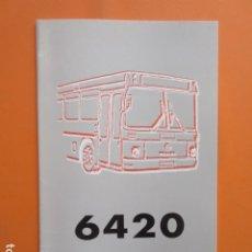 Coches y Motocicletas: FOLLETO PEGASO 6420 24 PAGINAS. Lote 173966222