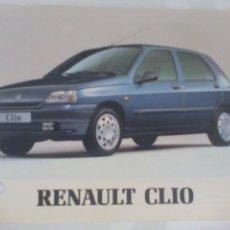 Coches y Motocicletas: RENAULT CLIO 1994. Lote 174167948