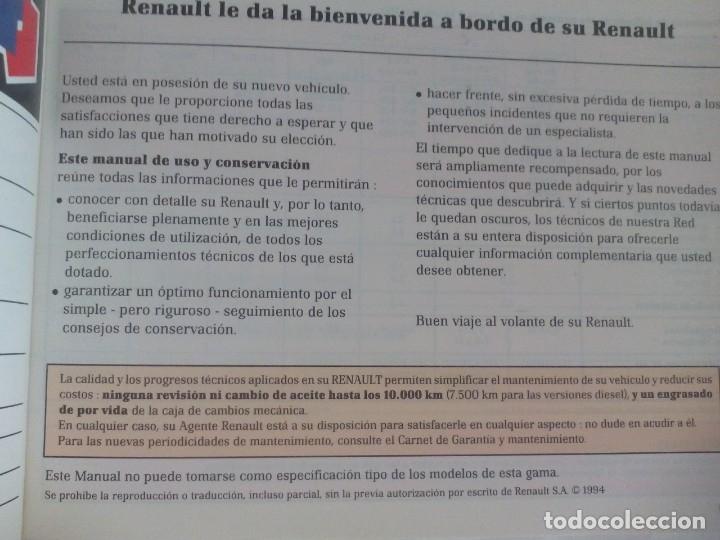 Coches y Motocicletas: Renault clio 1994 - Foto 2 - 174167948