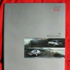 Coches y Motocicletas: CATÁLOGO AUDI (A6) S6 . 2001. Lote 174234328