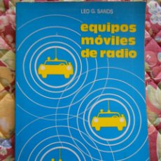 Coches y Motocicletas: EQUIPOS MOVILES DE RADIO. Lote 174265363