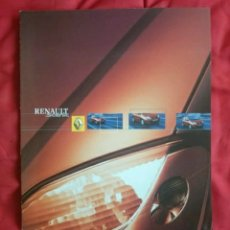 Coches y Motocicletas: CATÁLOGO RENAULT (MEGANE) SCENIC I . 2002. Lote 175019998