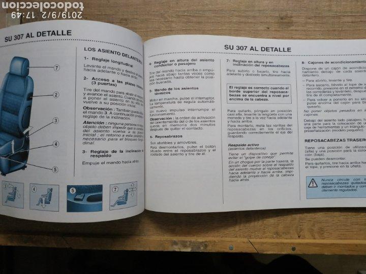 Coches y Motocicletas: Manual Peugeot 307 en español del 03 - Foto 2 - 175444350