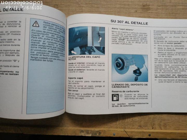 Coches y Motocicletas: Manual Peugeot 307 en español del 03 - Foto 3 - 175444350