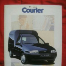 Coches y Motocicletas: CATÁLOGO FORD COURIER . MY1996. Lote 175497348