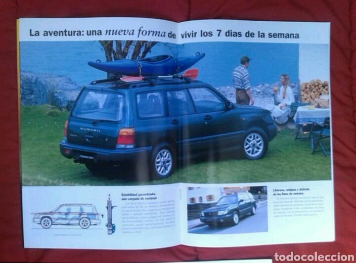 Coches y Motocicletas: Catálogo Subaru Forester . 1998 - Foto 3 - 175504959