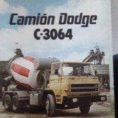 Coches y Motocicletas: CATALOGO BARREIROS DODGE. Lote 175728143