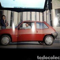 Coches y Motocicletas: CATALOGO RENAULT 5 CAMPUS 1992. Lote 176026603